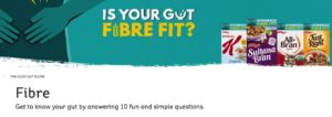 is your gut fibre fit